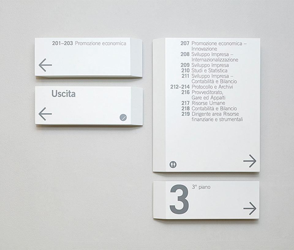导视丨办公室标识牌