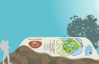 旅游景区标识导视系统设计提案